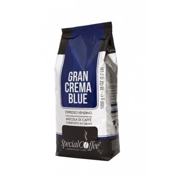 Кофе SPECIAL COFFEE GRAN CREMA BLUE VENDING 1000g
